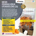 Jual Mesin Pemeras Jeruk Otomatis (ORG-20) di Banjarmasin