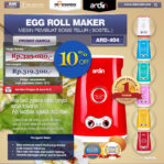 Jual Egg Roll Maker ARD-404 di Banjarmasin