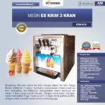 Jual Mesin Es Krim 3 Kran ICM919 di Banjarmasin