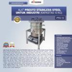 Jual Mesin Presto Stainless Steel Untuk Industri di Banjarmasin