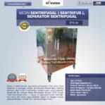Jual Mesin Sentrifugal (Sentrifus), Separator Sentrifugal di Banjarmasin