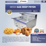 Jual Mesin Gas Deep Fryer MKS-72 di Banjarmasin