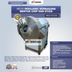Jual Mesin Perajang Serbaguna Bentuk Chip dan Stick – MKS-VGT250 di Banjarmasin