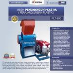 Jual Mesin Penghancur Plastik (Perajang Limbah Plastik) di Makassar