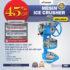 Jual Mesin Ice Crusher MKS-ISE15 di Banjarmasin