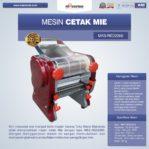 Jual Mesin Cetak Mie MKS-RED2000 di Banjarmasin