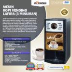 Jual Mesin Kopi Vending LAFIRA (3 Minuman) di Banjarmasin
