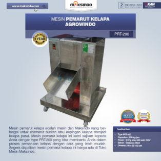 Jual Mesin Pemarut Kelapa PRT-200 Di Banjarmasin