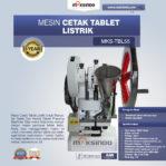 Jual Mesin Cetak Tablet Listrik – TBL55 di Banjarmasin