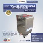Jual Mesin Perajang Keripik Kentang dan French Fries – MKS-CT100A di Banjarmasin