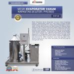 Jual Mesin Evaporator Vakum di Banjarmasin