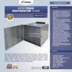Jual Mesin Food Dehydrator 10 Rak (FDH10) di Banjarmasin