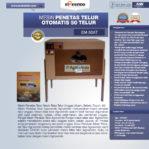 Jual Mesin Penetas Telur Otomatis 50 Telur (EM-50AT) di Banjarmasin