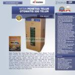 Jual Mesin Penetas Telur Otomatis Kapasitas 500 Telur (EM-500AT) di Banjarmasin