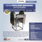 Jual Mesin Perajang Singkong Untuk Keripik di Banjarmasin