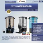 Jual Mesin Water Boiler 10 Liter (MKS-D10) di Banjarmasin