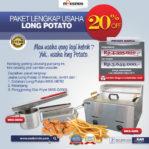 Jual Paket Mesin Long Potato Kentang Panjang Di Banjarmasin