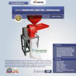 Jual Penepung Disk Mill Serbaguna (AGR-MD24) di Banjarmasin