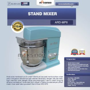 Jual Stand Mixer ARD-MP8 di Banjarmasin