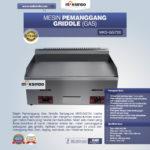 Jual Mesin Pemanggang Griddle (Gas) – MKS-GG720 di Banjarmasin