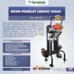 Jual Mesin Pembuat Lubang Tanah AGR-PT62 di Banjarmasin