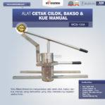 Jual Alat Cetak Cilok, Bakso dan Kue Manual di Banjarmasin