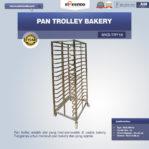 Jual Pan Trolley Bakery (MKS-TRY16) di Banjarmasin