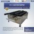 Jual Mesin Gas Egg Waffle GW66 di Banjarmasin