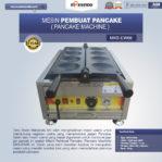 Jual Mesin Pembuat Pancake (Pancake Machine) MKS-EW66 di Banjarmasin
