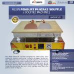 Jual Mesin Pembuat Pancake Souffle (Souffle Machine) MKS-SFL01 di Banjarmasin