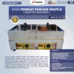 Jual Mesin Pembuat Pancake Souffle (Souffle Machine) MKS-SFL02 di Banjarmasin