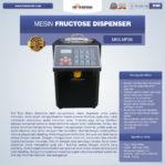 Jual Mesin Fructose Dispenser MKS-MF06 di Banjarmasin
