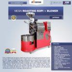 Jual Mesin Roasting Kopi + Blower Lafira 02 di Banjarmasin