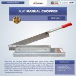 Jual Alat Manual Chopper MKS-MSL11 di Banjarmasin