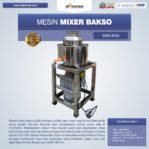 Jual Mesin Mixer Bakso MKS-MX2 di Banjarmasin