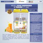 Jual Mesin Juice Dispenser 2 Tabung (17 Liter) – DSP17x2 di Banjarmasin