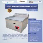 Jual Mesin Pemanggang Griddle (GAS) – GG718 di Banjarmasin