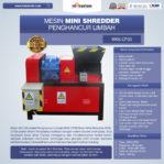 Jual Mesin Penghancur Plastik MKS-CP30 di Banjarmasin