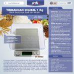 Jual Timbangan Digital Dapur 1 kg / Timbangan Kopi ARD-TBG1 di Banjarmasin