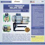 Jual Mesin Parut Kelapa Mini AGR-PRT25 di Banjarmasin