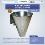 Jual Killing Cone Alat Sembelih Ayam di Banjarmasin