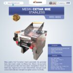 Jual Mesin Cetak Mie (MKS-180SS) di Banjarmasin