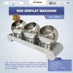 Jual Rak Display Makanan MKS-SFB315 di Banjarmasin