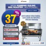 Jual Mesin Kambing Guling BBQ Roaster (GRILLO-LMB44) di Banjarmasin