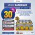 Jual Mesin Pemanggang Sate – BBQ 3 Tungku (Gas) MKS-369BBQ di Banjarmasin