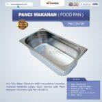 Jual Panci Makanan / Food Pan Type Pan1/3×100 di Banjarmasin