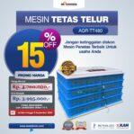 Jual Mesin Penetas Telur AGR-TT480 Di Banjarmasin