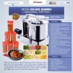 Jual Mesin Universal Fritter 6 liter (VGC6) di Banjarmasin