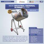 Jual Industrial Universal Blender 32 Liter di Banjarmasin