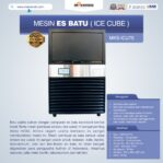 Jual Mesin Es Batu Ice Cube (ICU-75) di Banjarmasin